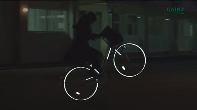 カインズ パンクしにくい自転車 Ki・La・Cle