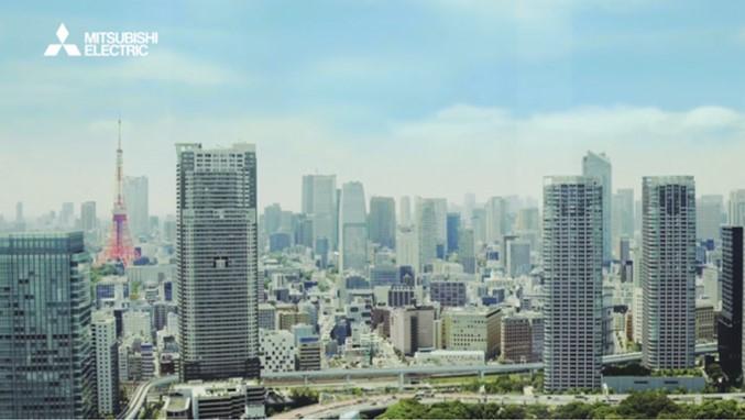 三菱電機 東京2020「登場」篇
