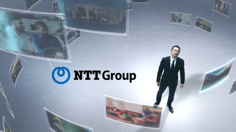 NTT Group「B2B2Xコラボレーション」篇